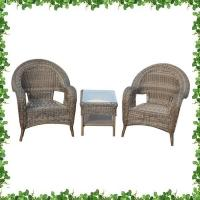 Buy cheap Ratten Furniture R1090/Rattan Chair Sets from wholesalers