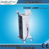 Wholesale HR 808 Nm Diode Laser Hair Removal Machine , FDA Approval Hair Removal Equipment from china suppliers