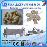 Wholesale Automatic tvp tsp soya bean protein food machine food processor from china suppliers