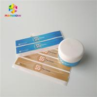 Wholesale Cosmetics Products Shrink Sleeve Labels Waterproof Frozen Refrigerated Pearl Laser from china suppliers
