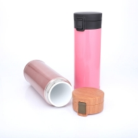 Wholesale Portable Ceramic Liner 0.48L Thermos Insulated Cup from china suppliers