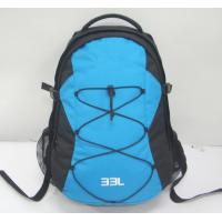 Wholesale Backpack with 2 main compartment, 600D Durable polyester fabric, 210D polyester Lining from china suppliers