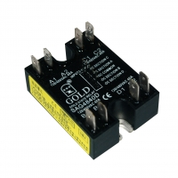 Wholesale 3v 50 Amp 2 Phase Solid State Relay For Dc Load Switching from china suppliers