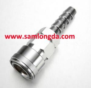 Asia type SH quick coupler set, steel fitting, pneumatic socket set