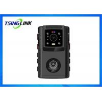 Wholesale GPS Tracking Bluetooth HD H.264 Patrolman Police 4G Law Enforcement Video Recorder Body Camera from china suppliers
