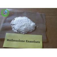 Wholesale White Raw Hormone Powders Primobolan depot Methenolone Enanthate for steroids from china suppliers