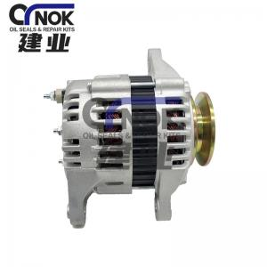 Wholesale 12V YANMAR 3D84 Engine PC30 PC40 Alternator For 119836-77200-3 119836772002 12993077212 12993077211 12993077210 from china suppliers