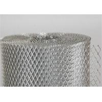Wholesale 304 Stainless Steel Expanded Steel Mesh Sheets With 9 Gauge Thickness from china suppliers