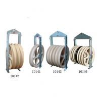 Wholesale Cast Steel Sheave Wire Rope Pulley Block / Heavy Duty Pulley Block CE Approval from china suppliers