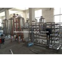Wholesale 5t RO Water Treatment System/Water Purifier Equipment (RO-5T) from china suppliers