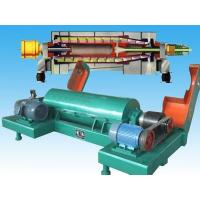 Wholesale Professional Waste Oil Centrifuge Separator Purifier High Fluid Recovery Rates from china suppliers