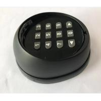 Wholesale Wireless Keypad For Garage Door Opener , Garage Motor Wireless Key Metal Cover Keypad from china suppliers