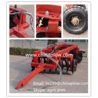 China New condition professional disc harrow high quality tractor disc harrow on sale