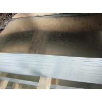 Wholesale Hot-dip Zinc Coated Galvanized Steel Sheet Grade SGH340  Z275 High Strength from china suppliers