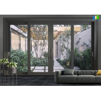 Wholesale Office Glass Soundproof Double Glazed Sliding Doors For Room from china suppliers