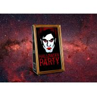 Buy cheap Digital Magic Mirror Photo Booth with Wooden Frame Selfie Station Bring High from wholesalers