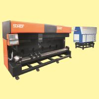 Wholesale Compressed air Round Die Board Laser Cutting Machine WITH High power CO2 laser from china suppliers