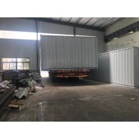 Wholesale Stable Structure Car Prefab Steel Garage Fast Construction Lightweight Energy Saving from china suppliers