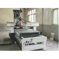 Buy cheap Professional Multipurpose Cnc Wood Engraving Machine Seamless Welded Steel from wholesalers