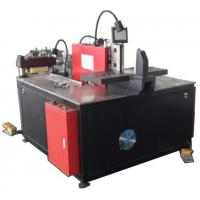 Wholesale Three In One Copper Bar Cutting Bending Punching Machine PLC Control from china suppliers