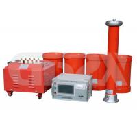 Wholesale 135kVA 108KV AC High Voltage Resonant Test System With Since Output Wave from china suppliers