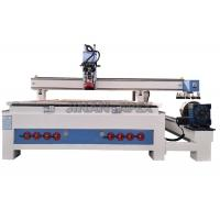 Wholesale Carousel 3D Carving ATC CNC Router Machines With Rotary Axis Intelligent Control System from china suppliers