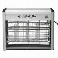 Wholesale 16W Electric Insect Killer with Two 8W UV LED Tube, 2,100V Voltage from china suppliers
