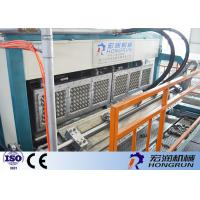 China No Waste Paper Recycle Apple Tray Machine Low Trouble Rate 4 * 8 / 5 * 8 / 6 * 8 Model on sale