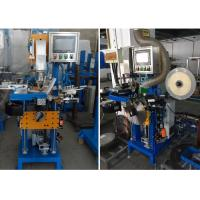 Fully automatic diamond segments brazing machine for stone cutting saw blade