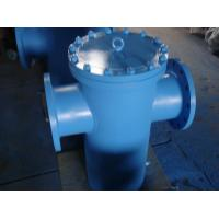 Wholesale T Type ASME Strainer Bolted or Threaded Cover CS SS Hastelloy Inconel Monel Alloy20 from china suppliers
