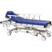 China Hospital Hydraulicpatient Stretcher Trolley , Shock Proof Patient Transport Trolley  on sale