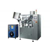Buy cheap High Speed Automatic Paste Filling Machine 1800-2400 Tubes / H Adjustable from wholesalers
