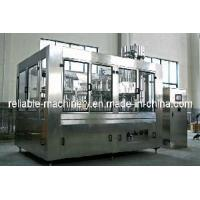 Wholesale 3 in 1 Carbonated Beverage Drink Filling Line CGFD Series from china suppliers