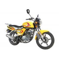 125cc 150cc 200cc Gas Powered Motorcycle , Full Gas Motorcycles 4 Stroke CG Engine