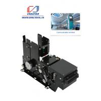 Wholesale RS-232 IC Magnetic Card Dispenser For Parking Lot / SIM Card Dispenser from china suppliers