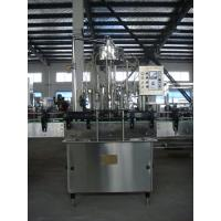 Wholesale Automated Stainless Steel Juice Bottling Equipment For Glass Bottle , 2500bhp 600ml from china suppliers
