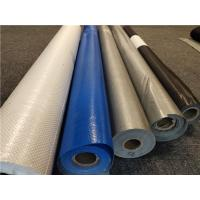 China Tough Synthetic Tar Paper , Impermeable Moisture Barrier Under Metal Roof on sale