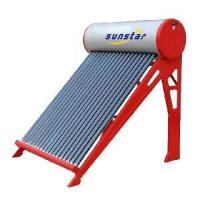 Wholesale Non-Pressure Solar Water Heater (Galvanized) - 1 from china suppliers