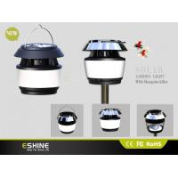 Wholesale Portable Garden Solar Led Street Lights ABS with mosquito Killer from china suppliers