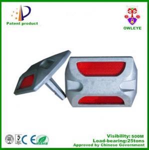 Wholesale 3m aluminum road stud ,cat eye aluminum road marker ,3m aluminum reflective road marker from china suppliers