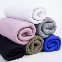 Wholesale Mercerized Polyester Viscose Spandex Fabric Rib For Neckline Home Textile from china suppliers