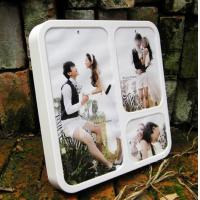 Wholesale PF (33) acrylic wall mounted photo frame from china suppliers