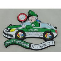 Wholesale Pforzheim Custom Carnival Medal For Decorative / Black Nickel Plating from china suppliers