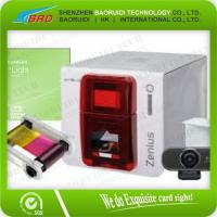 China Evolis Zenius + Card Printer for color business card printing machine on sale