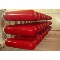 200 Bar Pressurized Natural Gas Cylinder , Anti UV 30L - 100L Portable CNG Tank