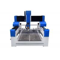 Wholesale Z Axis 4 X 8 ATC CNC Router Machines 800mm For 3D Stone Engraving Low Powper Consumption from china suppliers
