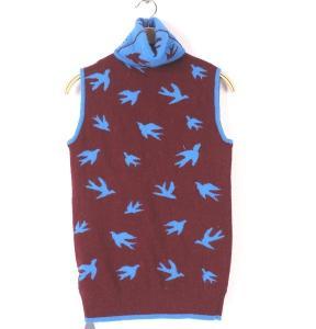 China Vest Jacquard Womens Wool Sweaters Chidori Turleneck Pullover Angora Yarn on sale