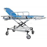 China Manual Patient Transfer Trolley , Ambulance Emergency Stretcher Trolley on sale