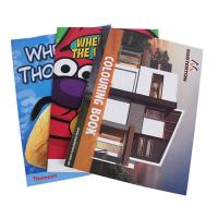 Wholesale Marketing Small Booklet Printing , Catalog Printing Services Low Cost from china suppliers