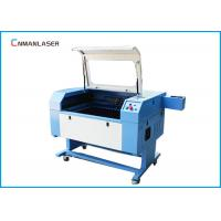 Wholesale Professional Mini Desktop Laser Cutting Machine 6090 With 80w Laser Tube from china suppliers